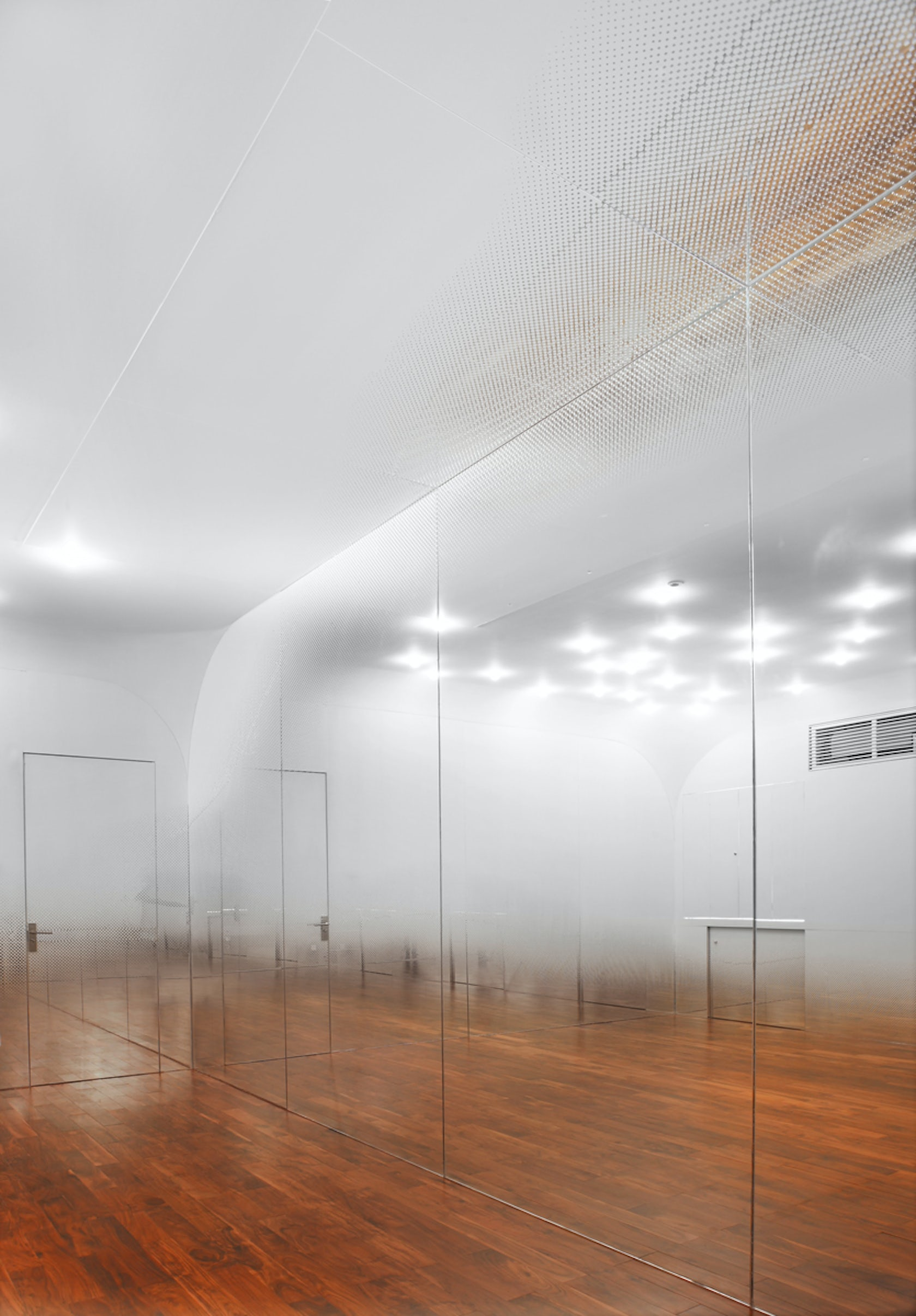 Anzas Dance Studio Architizer