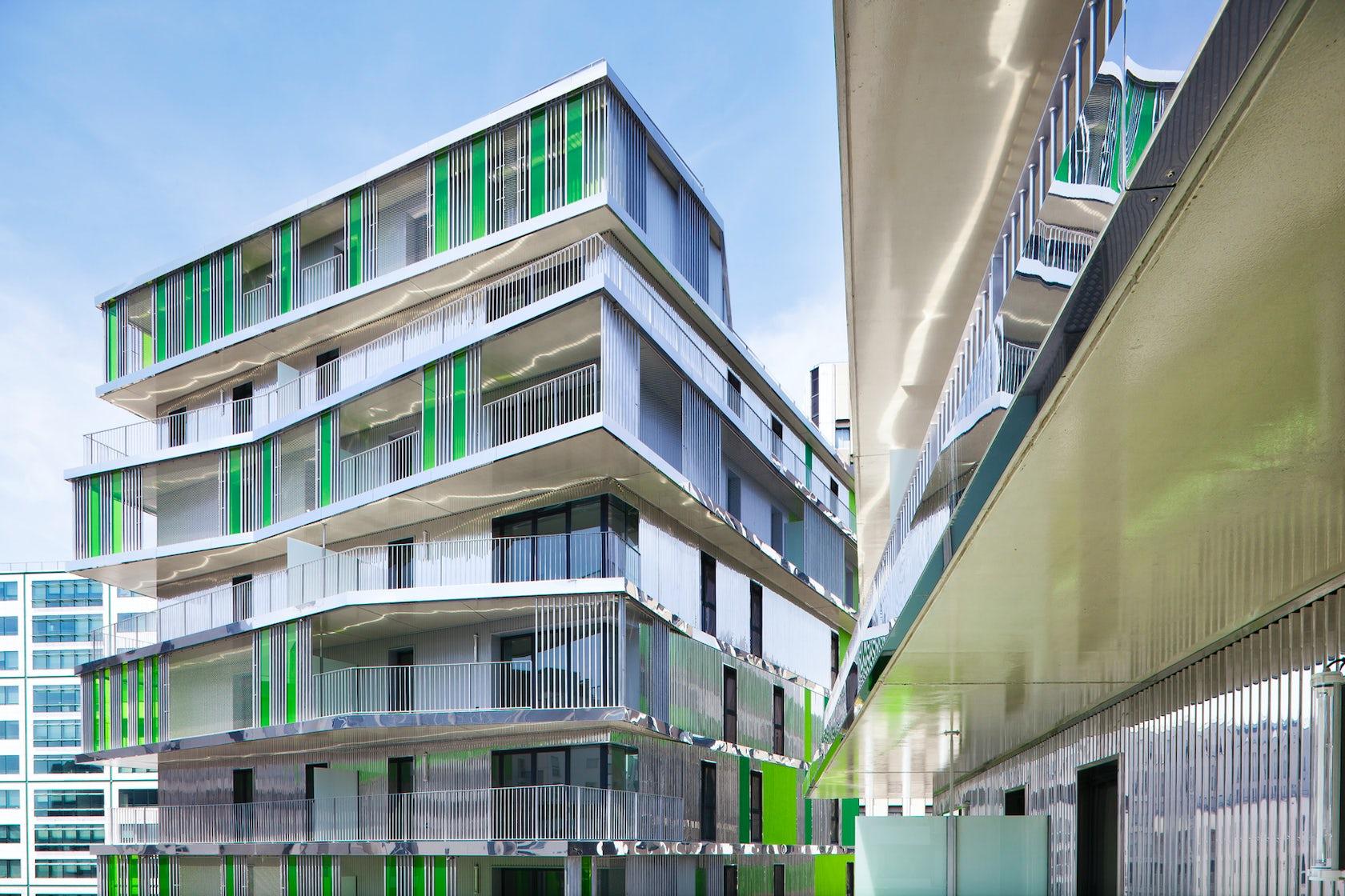 62 council flats villiot r p e paris 12 architizer. Black Bedroom Furniture Sets. Home Design Ideas