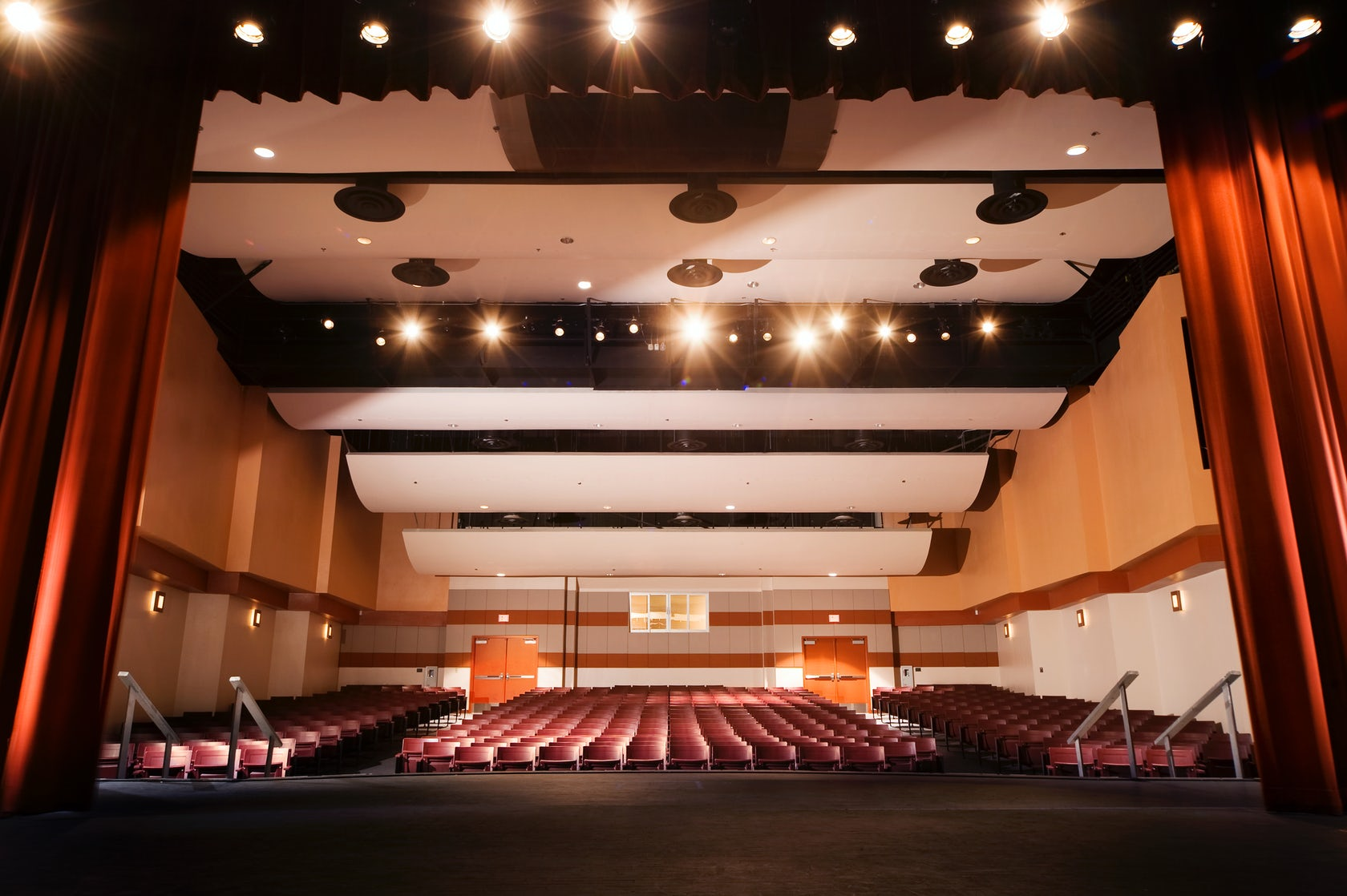 Chaparral High School Theather Addition and Remodel on