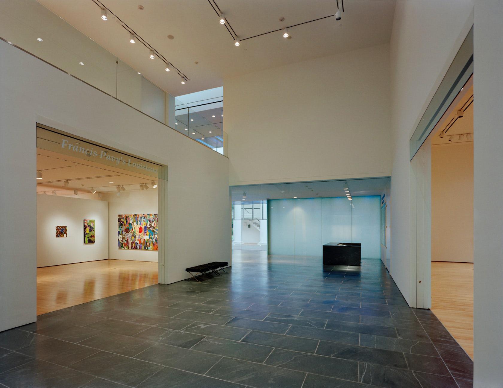 St Paul Park Auto >> Paul and Lulu Hilliard University Art Museum - Architizer
