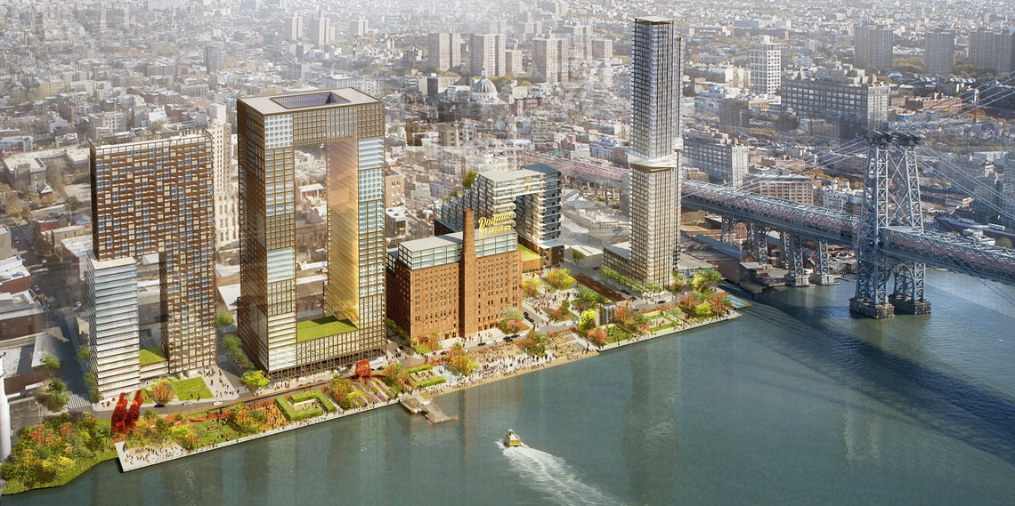 Finally: A Waterfront Worthy of New York City