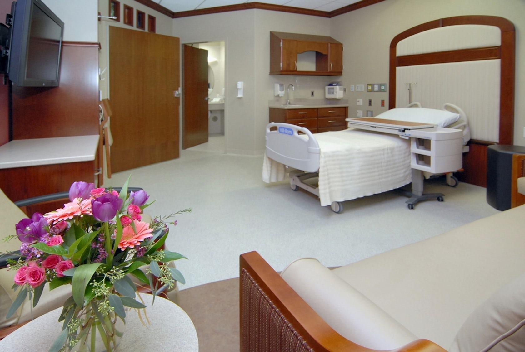 Indiana University Hospital >> Henry Ford West Bloomfield Hospital - Architizer