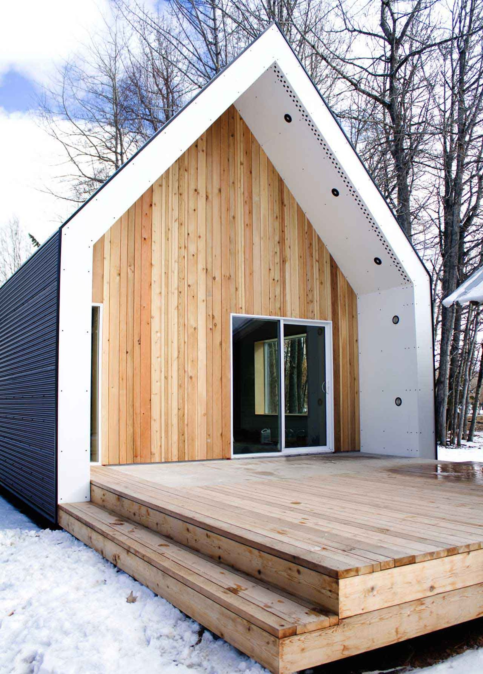 Tiny Home Designs: Warburg House
