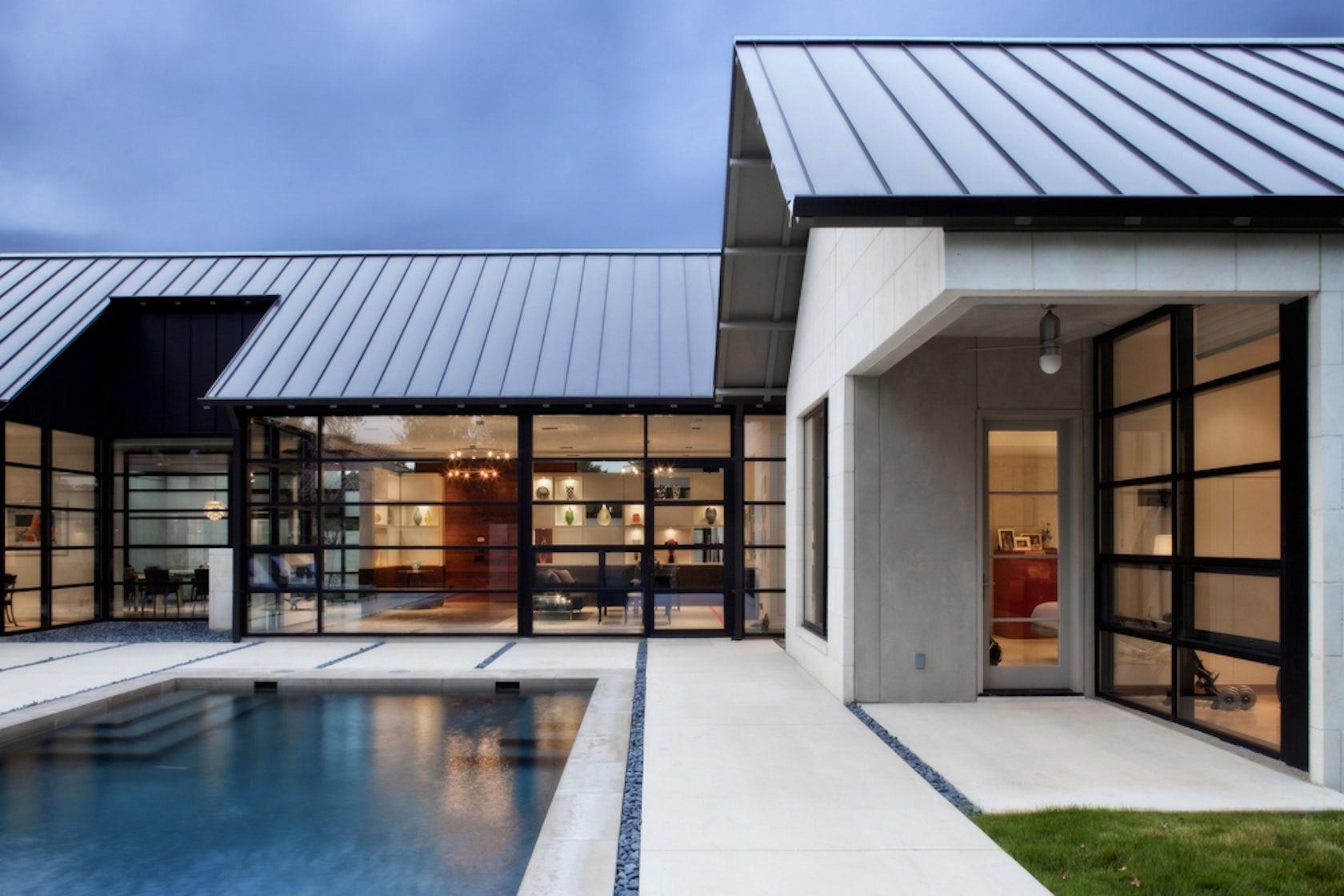 Shavano Park Residence Architizer