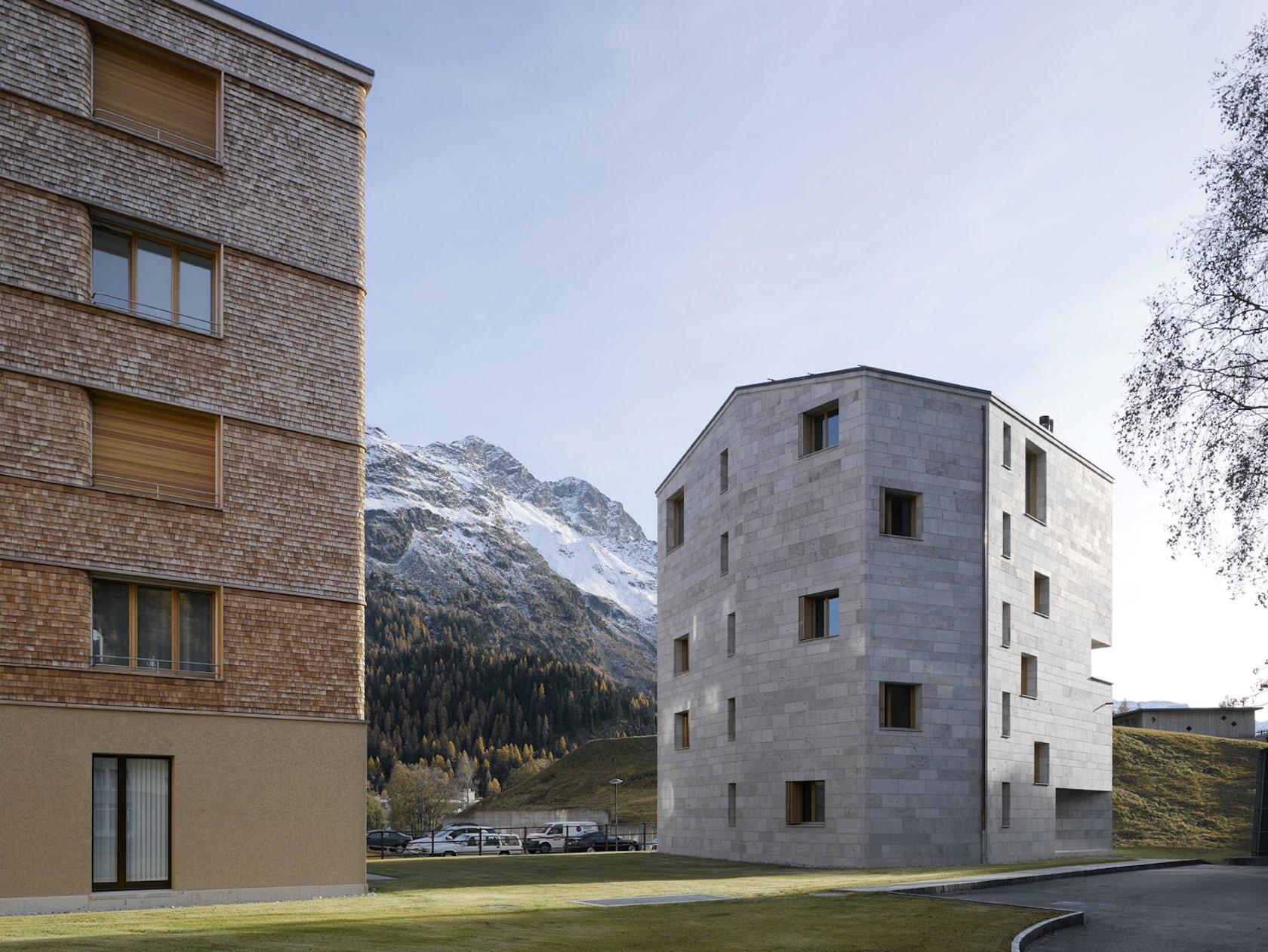 Apartment building Hans-Jürg Buff