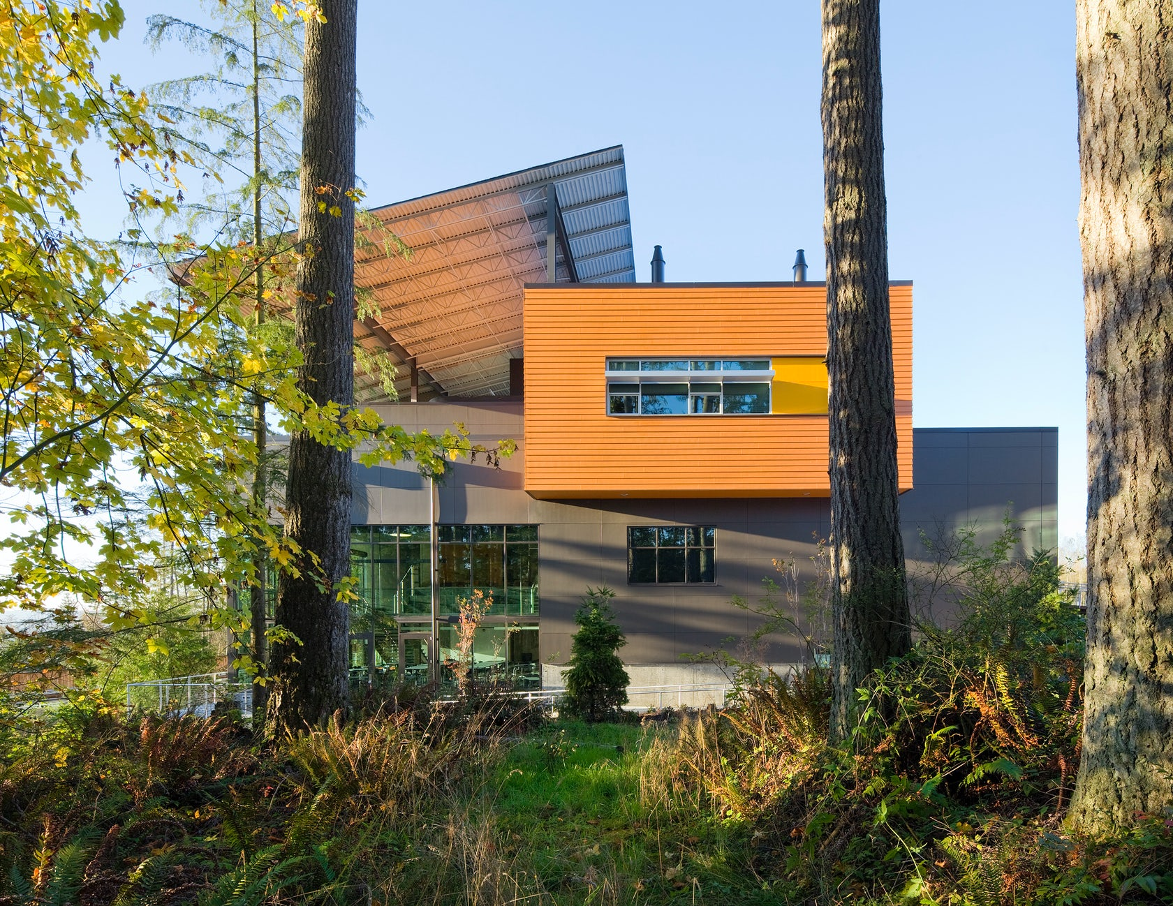 Marysville Getchell High School Campus on Architizer