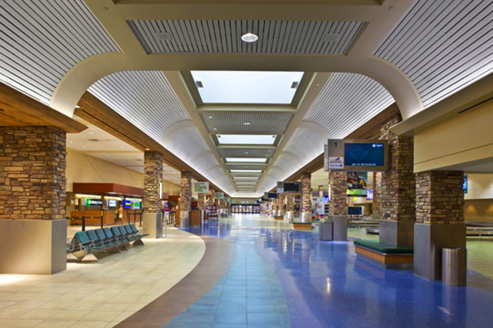 Car Rental Reno Airport: Reno-Tahoe International Airport Improvements