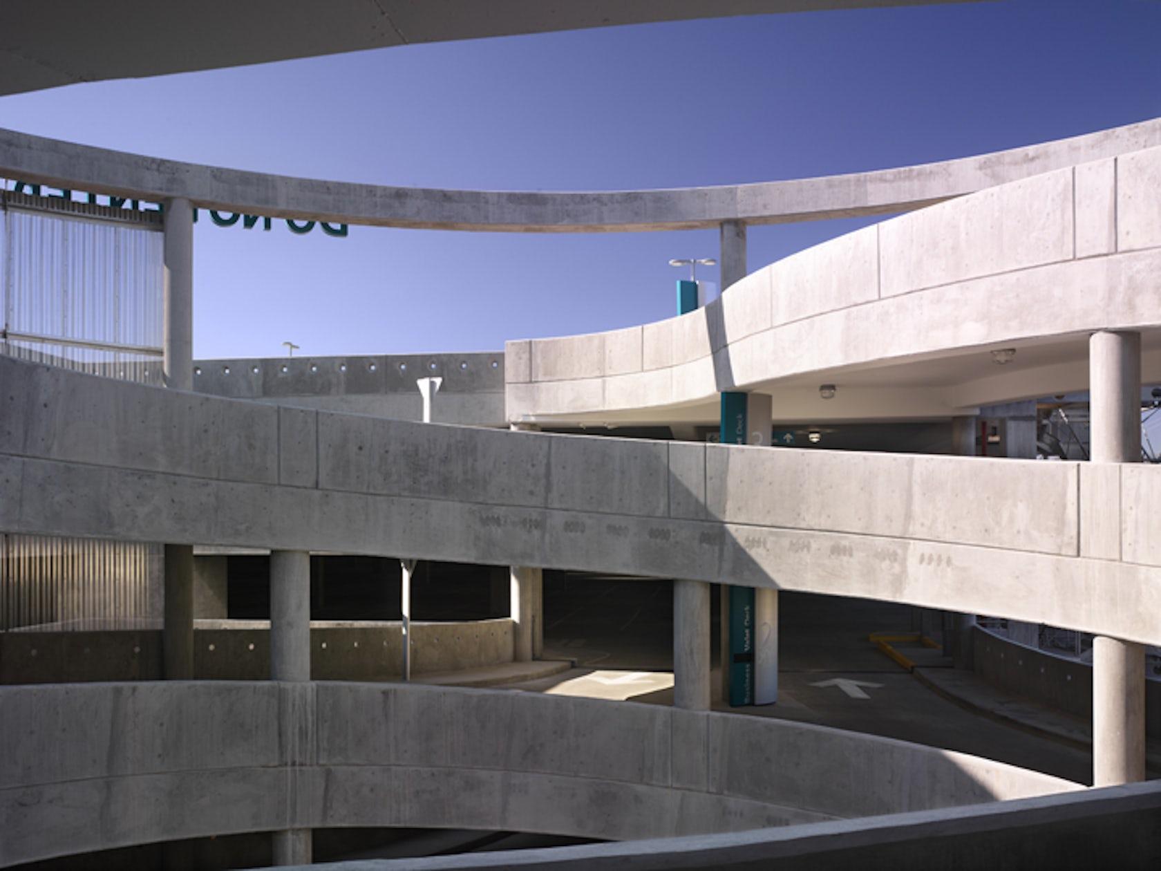 Cdia Business Valet Parking Deck Architizer