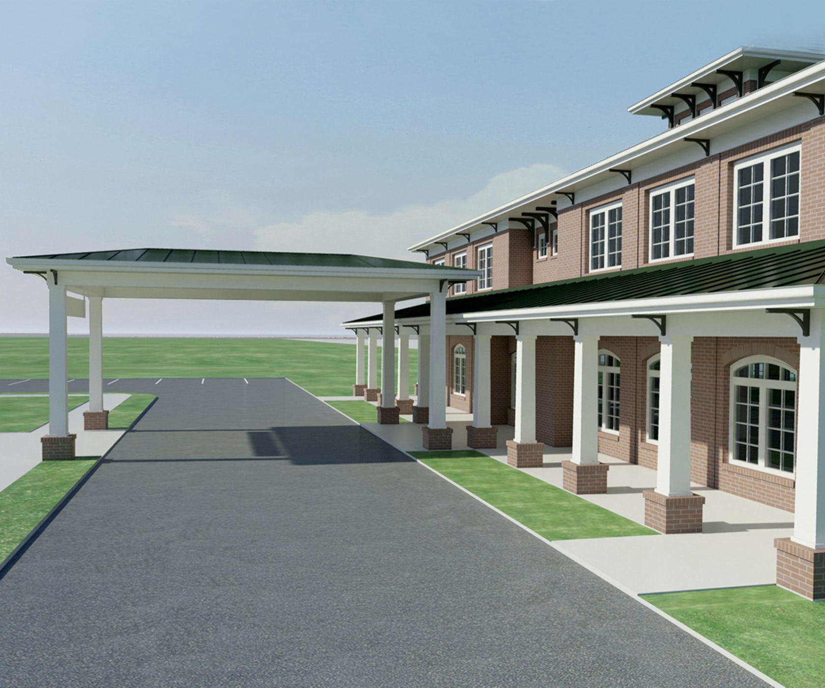 Albemarle Stanly County Airport Architizer