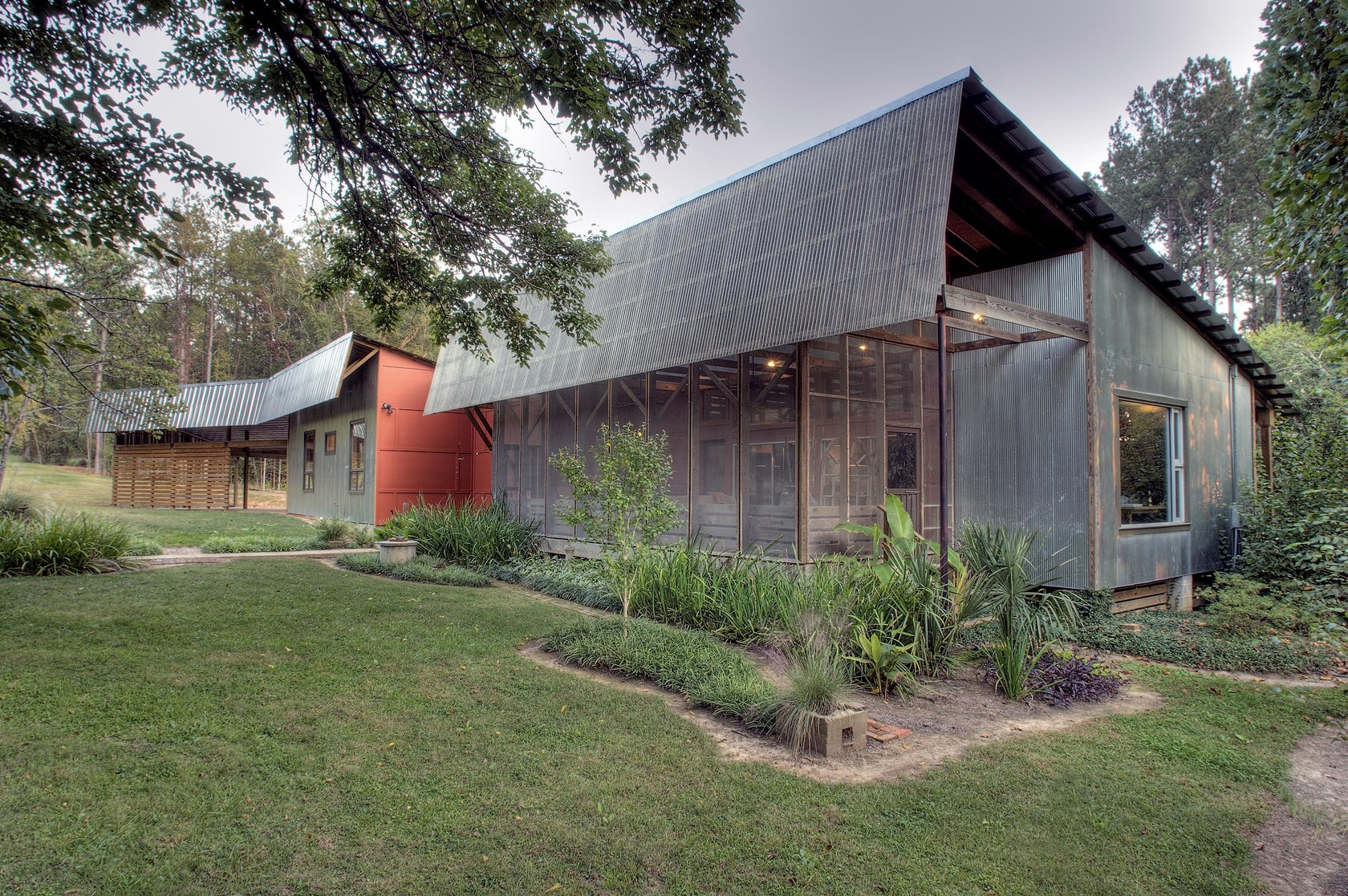 Spring Hill House Architizer