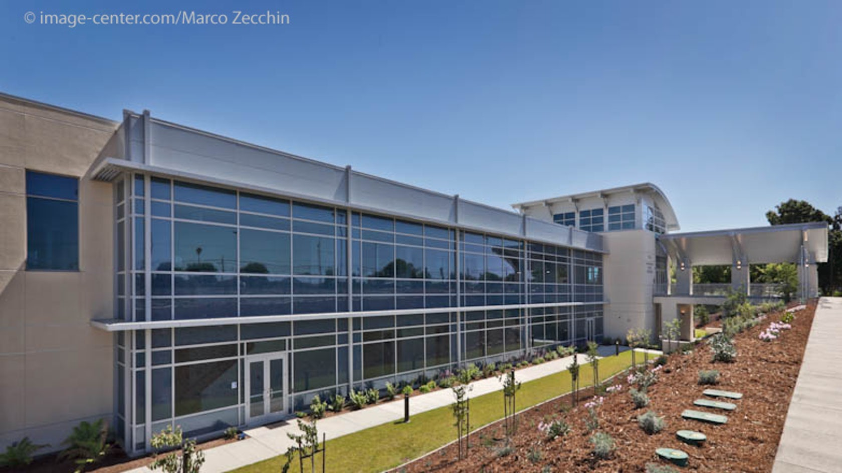 Monterey County Health Department Headquarters Architizer