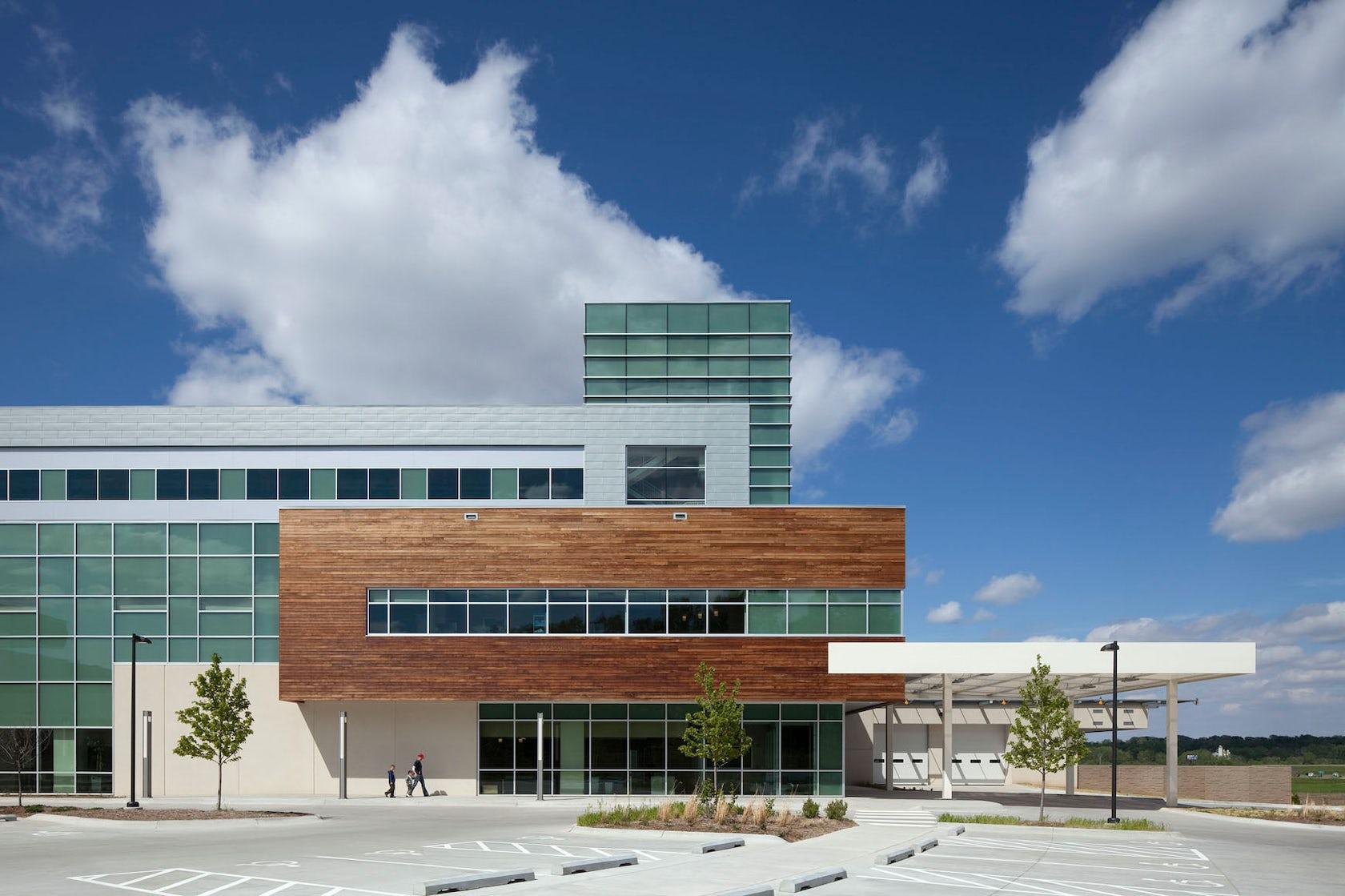 Bellevue Medical Center Architizer