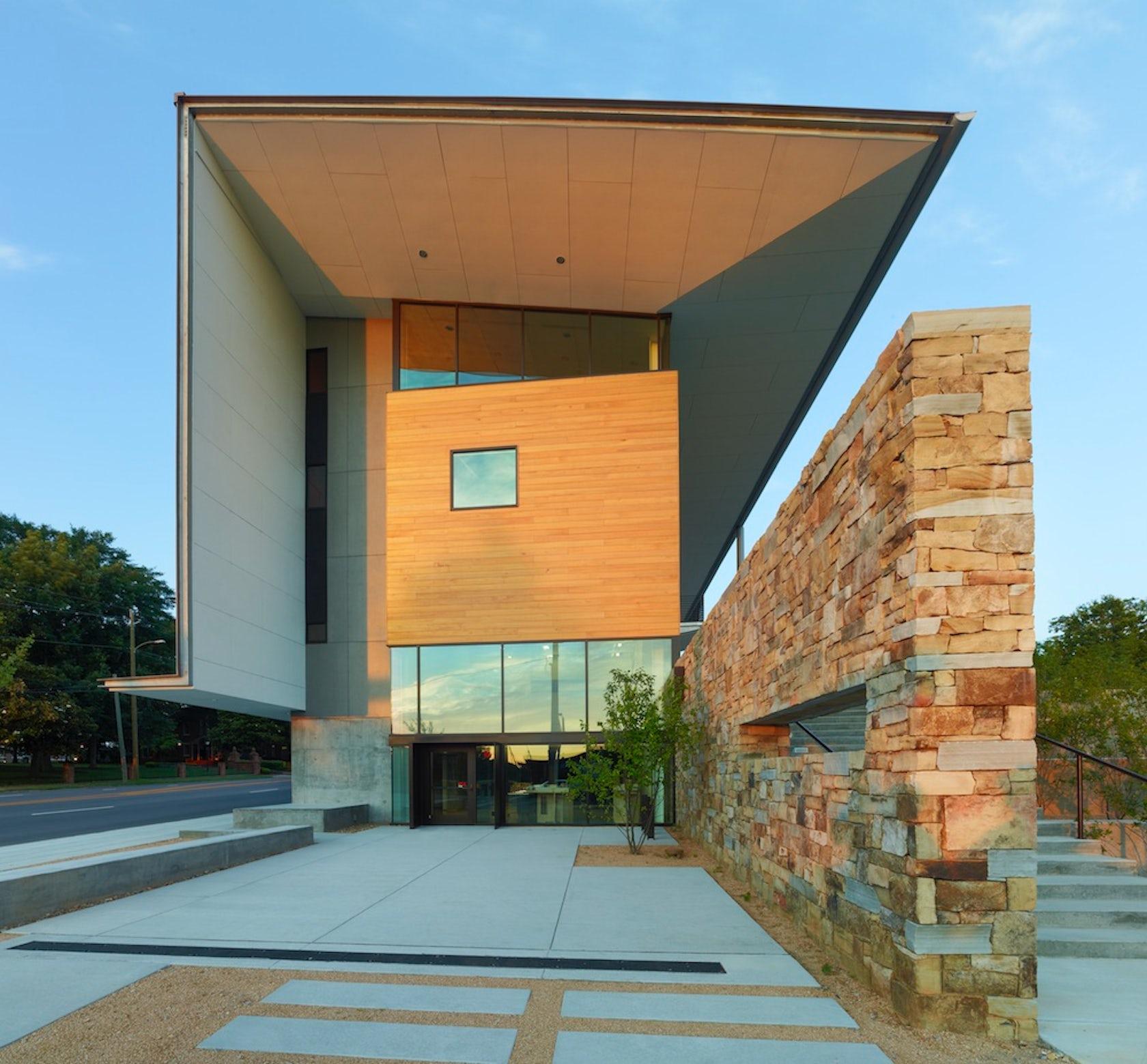 Home Design Ideas Architecture: AIANC Center For Architecture And Design