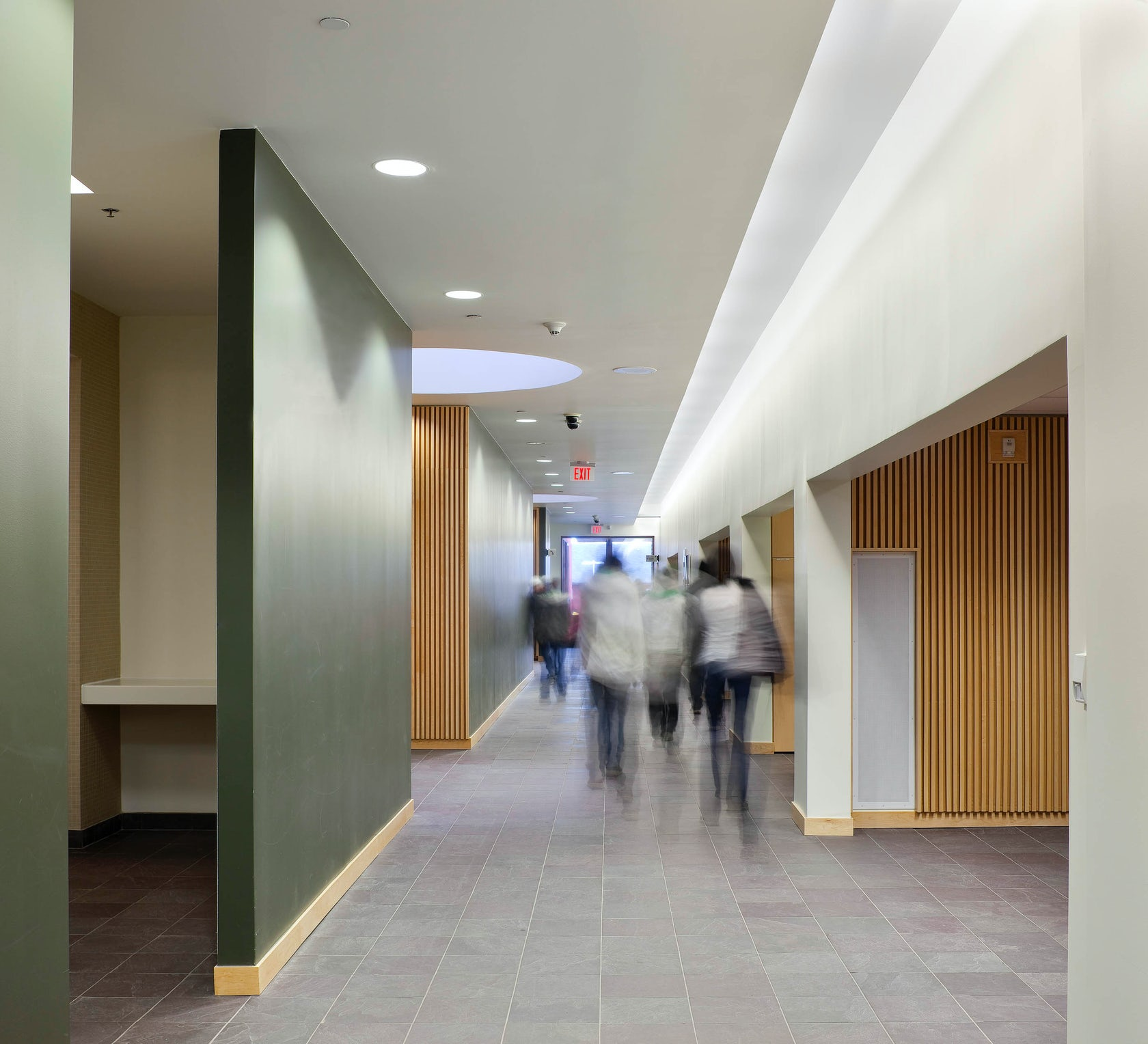 Sister Margaret Smith Addictions Treatment Centre Architizer