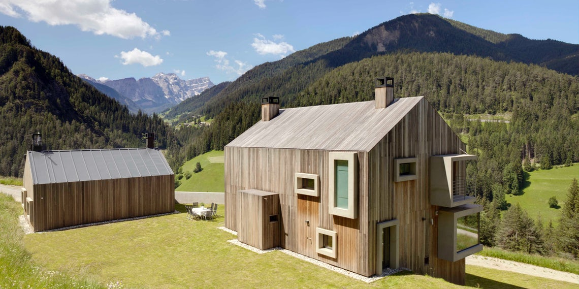 The Modern Gable 7 A Frame Homes Perched Among Meadows Mountains And Valleys Architizer Journal
