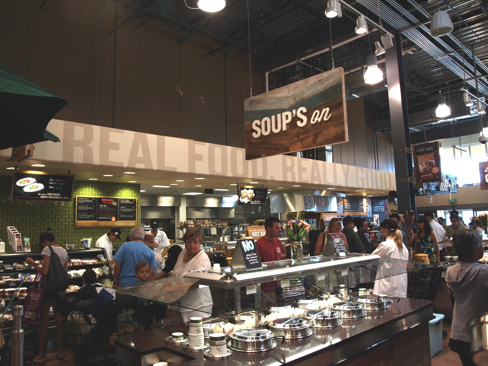 Roaring Fork Whole Foods