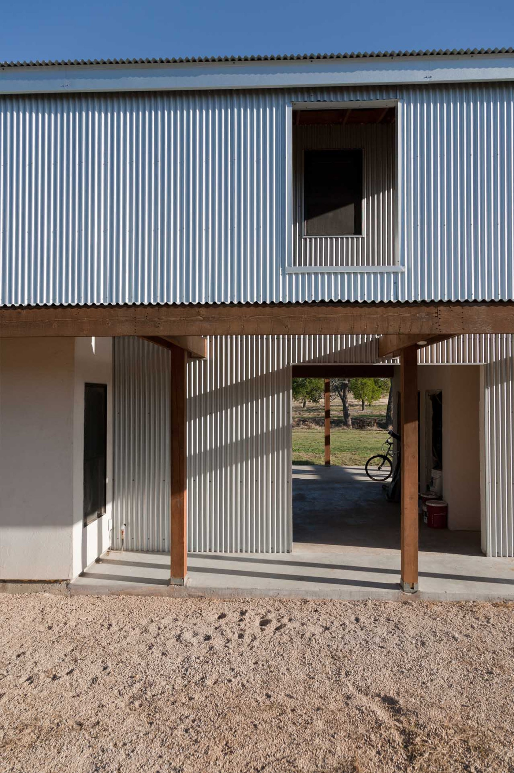 The Shiny Yet Rugged Appeal Of Corrugated Sheet Metal