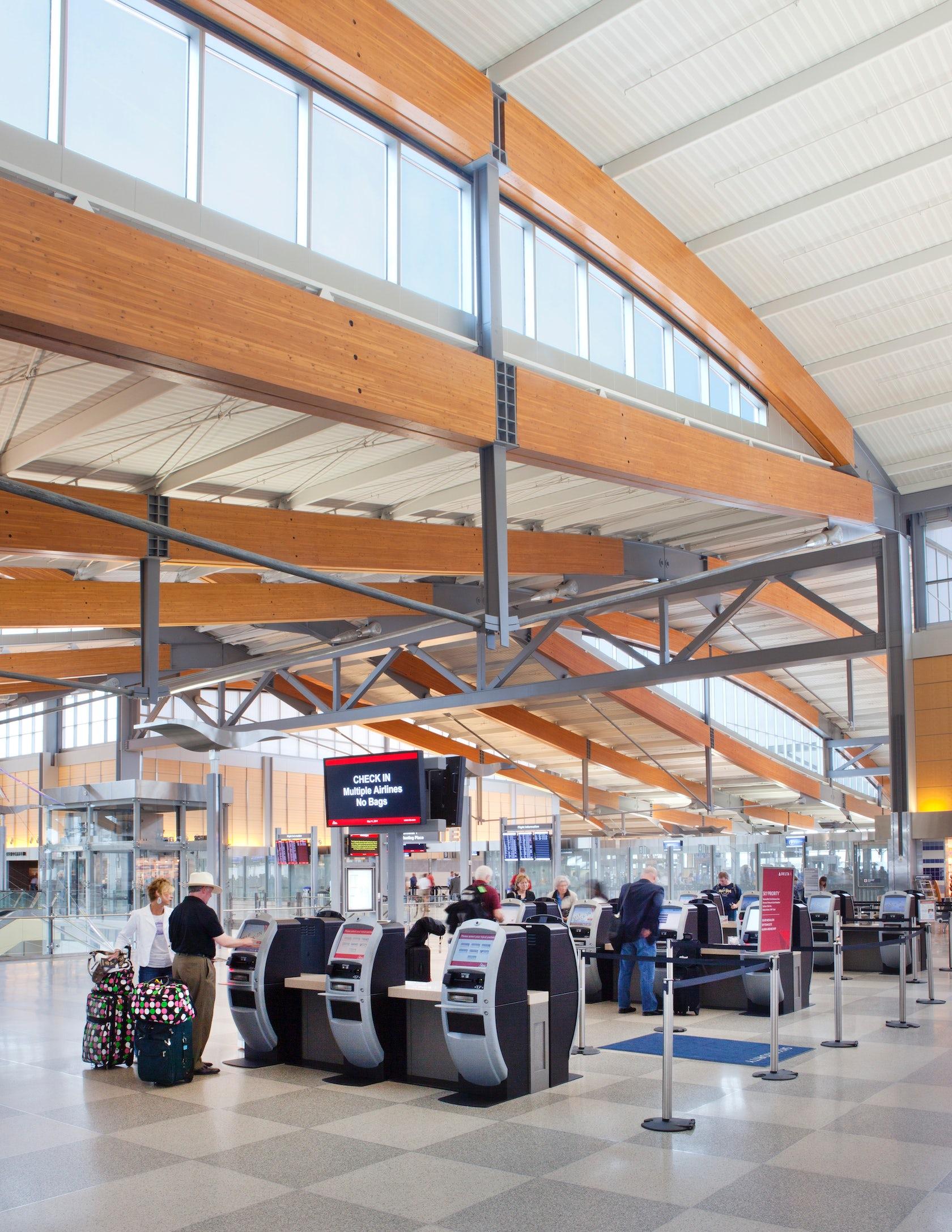 Raleigh-Durham International Airport - Architizer