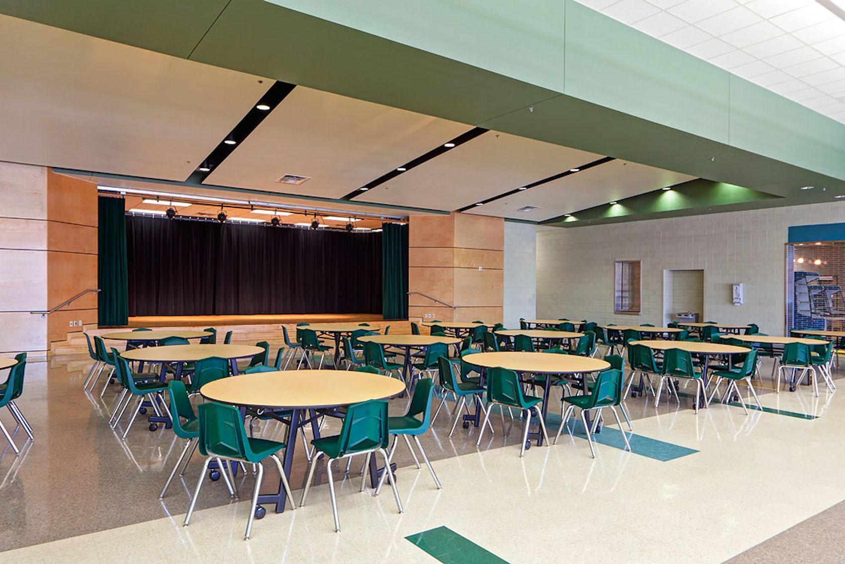 Benbrook middle school architizer - Interior design schools in texas ...