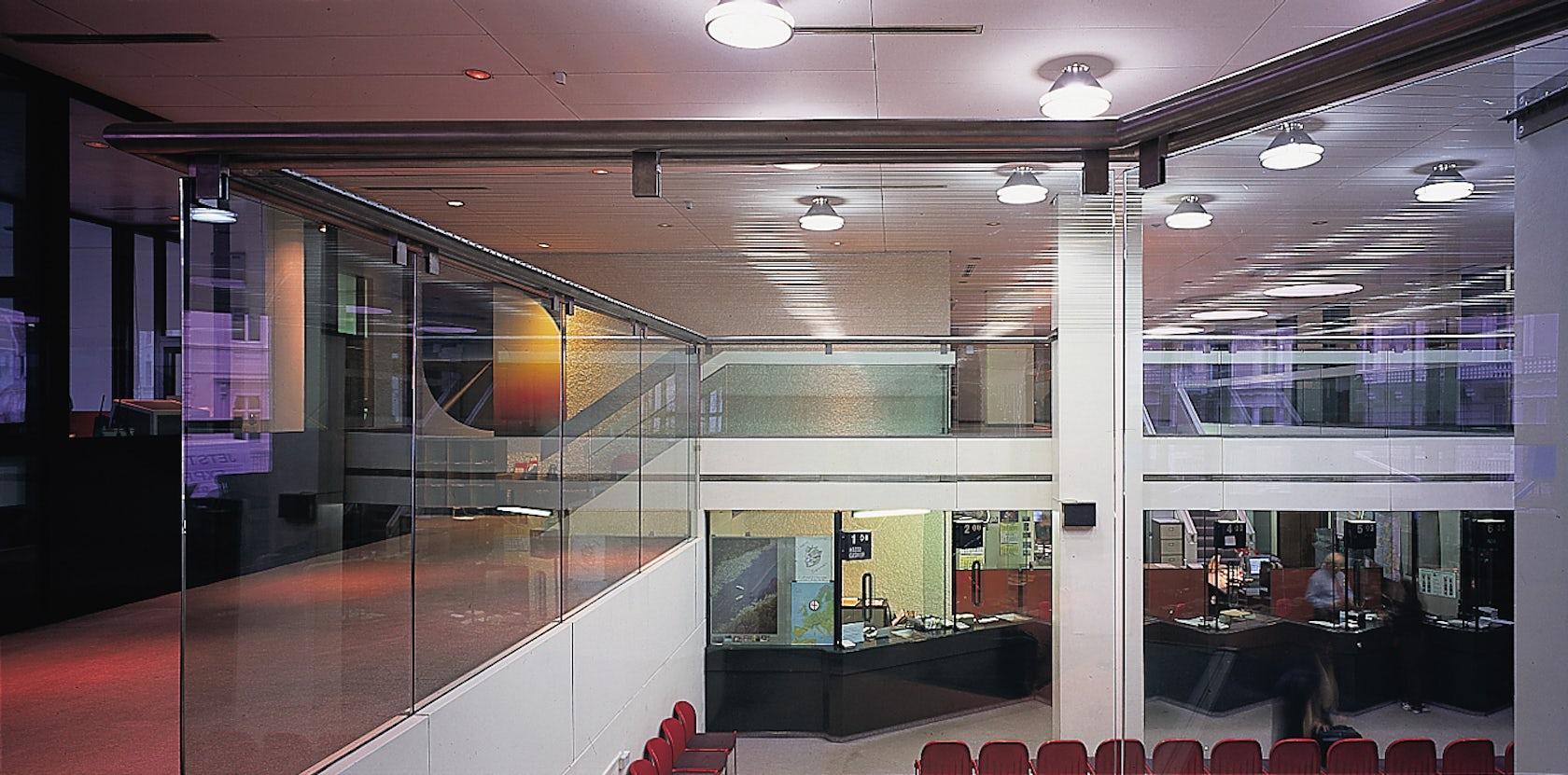 german embassy london visa section architizer. Black Bedroom Furniture Sets. Home Design Ideas