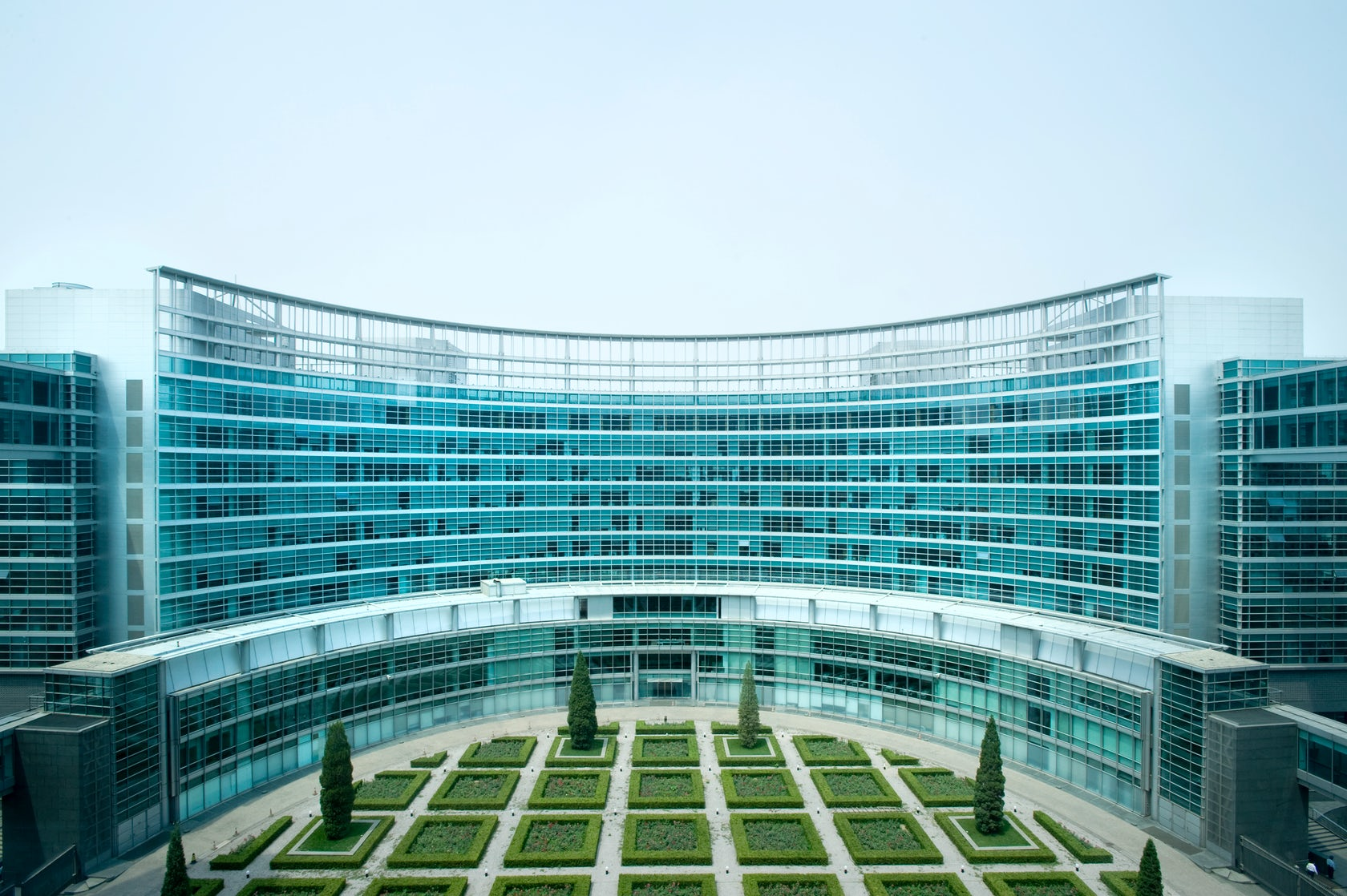 Industrial & Commercial Bank of China Headquarters ...