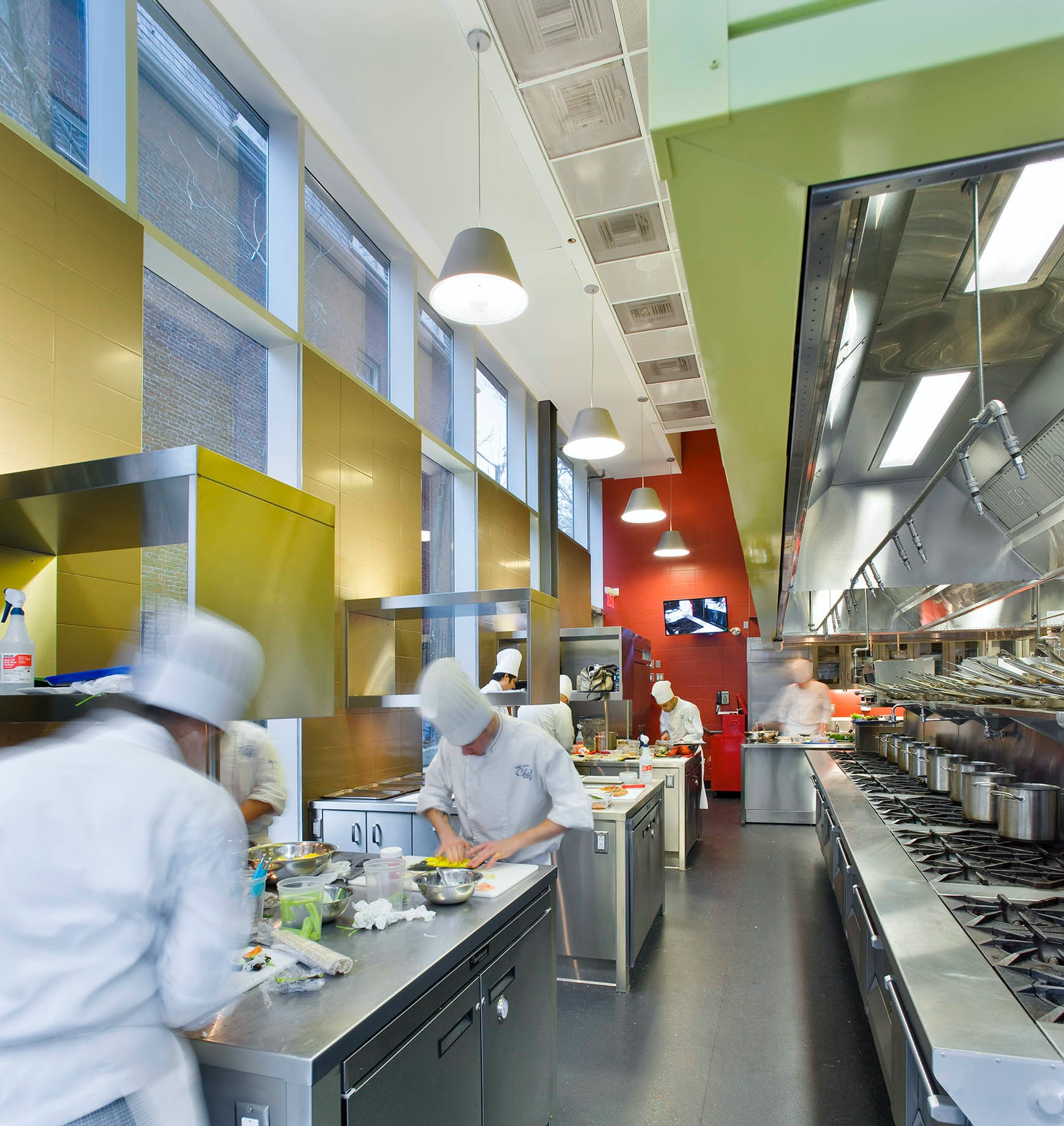 Kitchen Academy: Centre For Hospitality And Culinary Arts