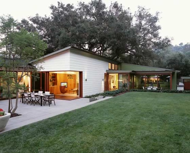 Ramblin On 10 Contemporary Ranch Homes Architizer Journal