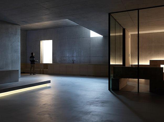 Nothingness 10 Perfect Minimalist Interiors Architizer Journal