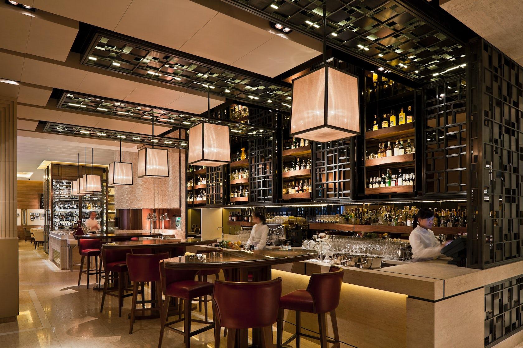 Jojo Restaurant St Regis Hotel Bangkok Architizer