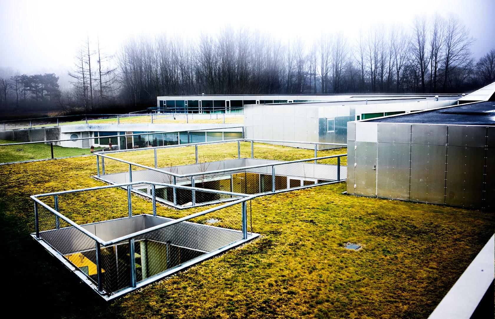 Psychiatric Hospital Helsingor on Architizer