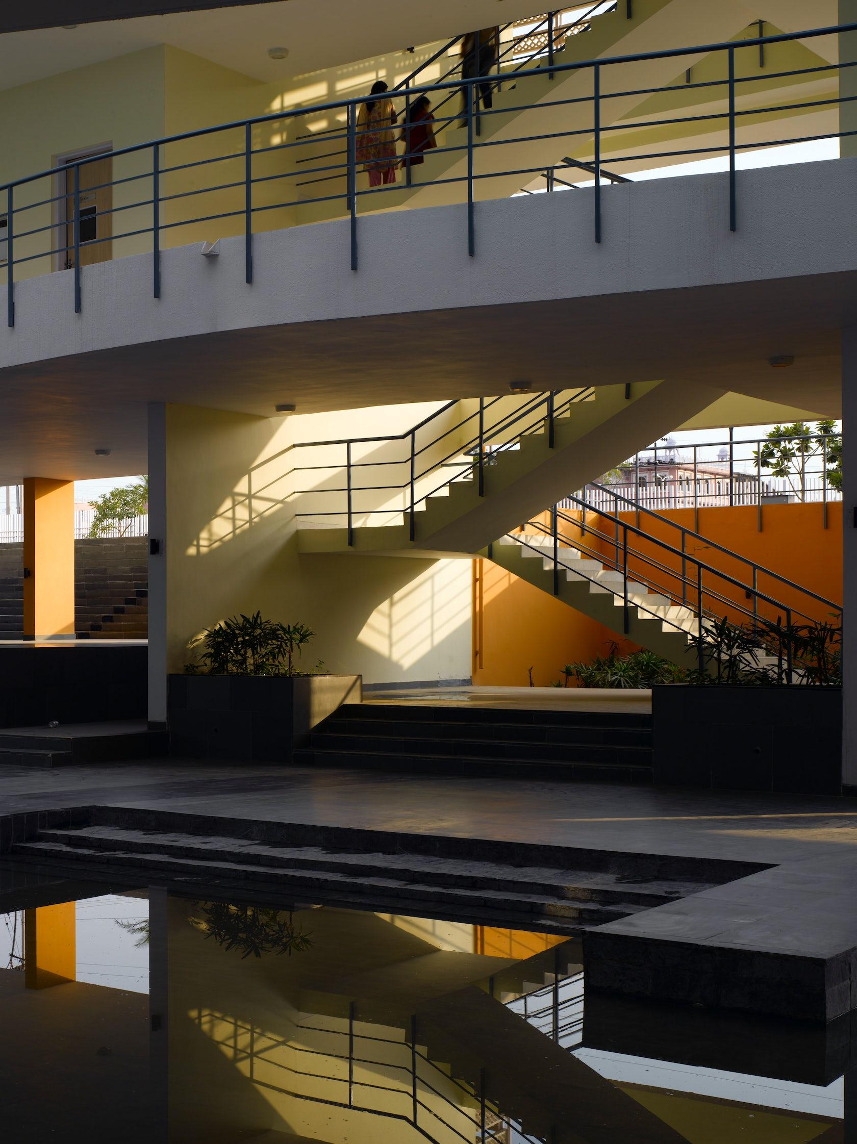 Pearl Academy Of Fashion Jaipur Architizer