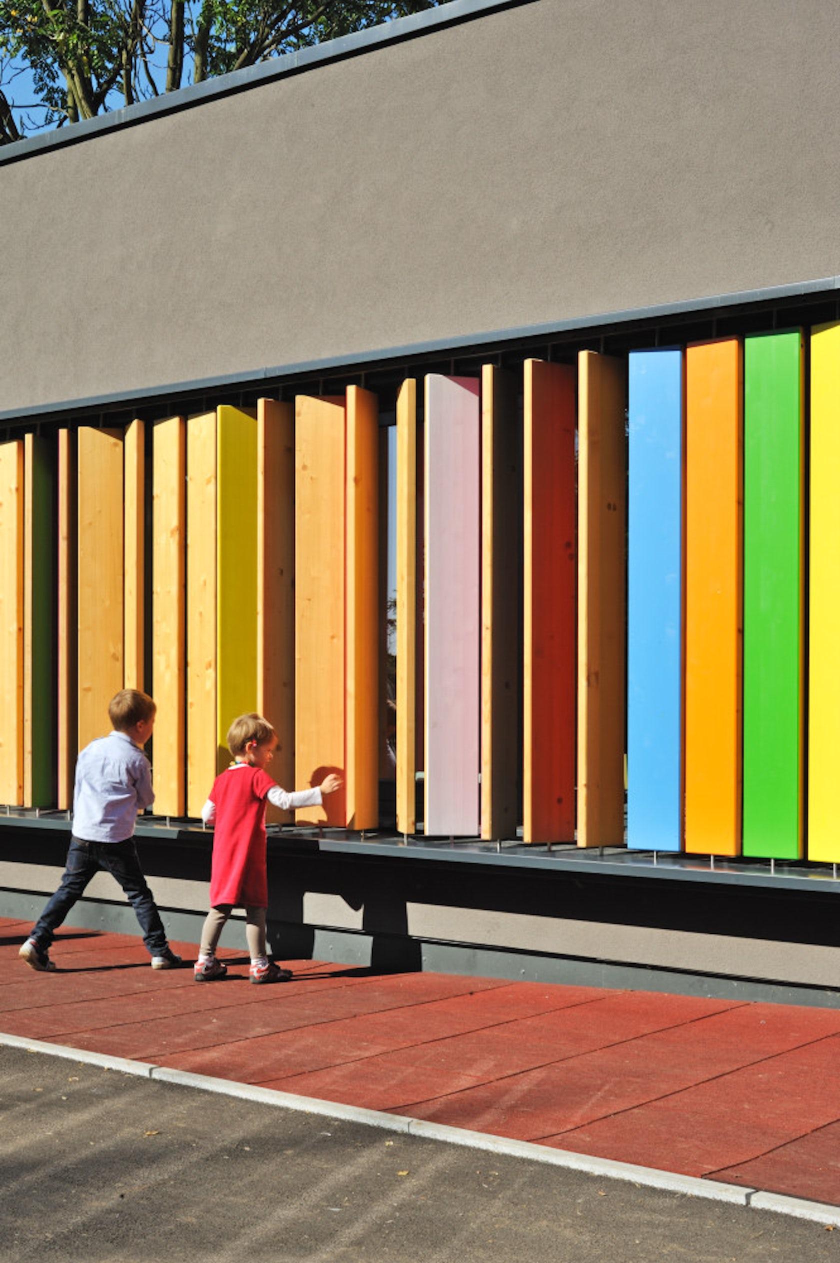 Kinder Garden: Kindergarten Kekec