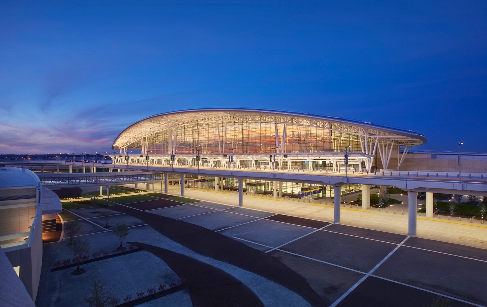 Indianapolis International Airport Col H Weir Cook
