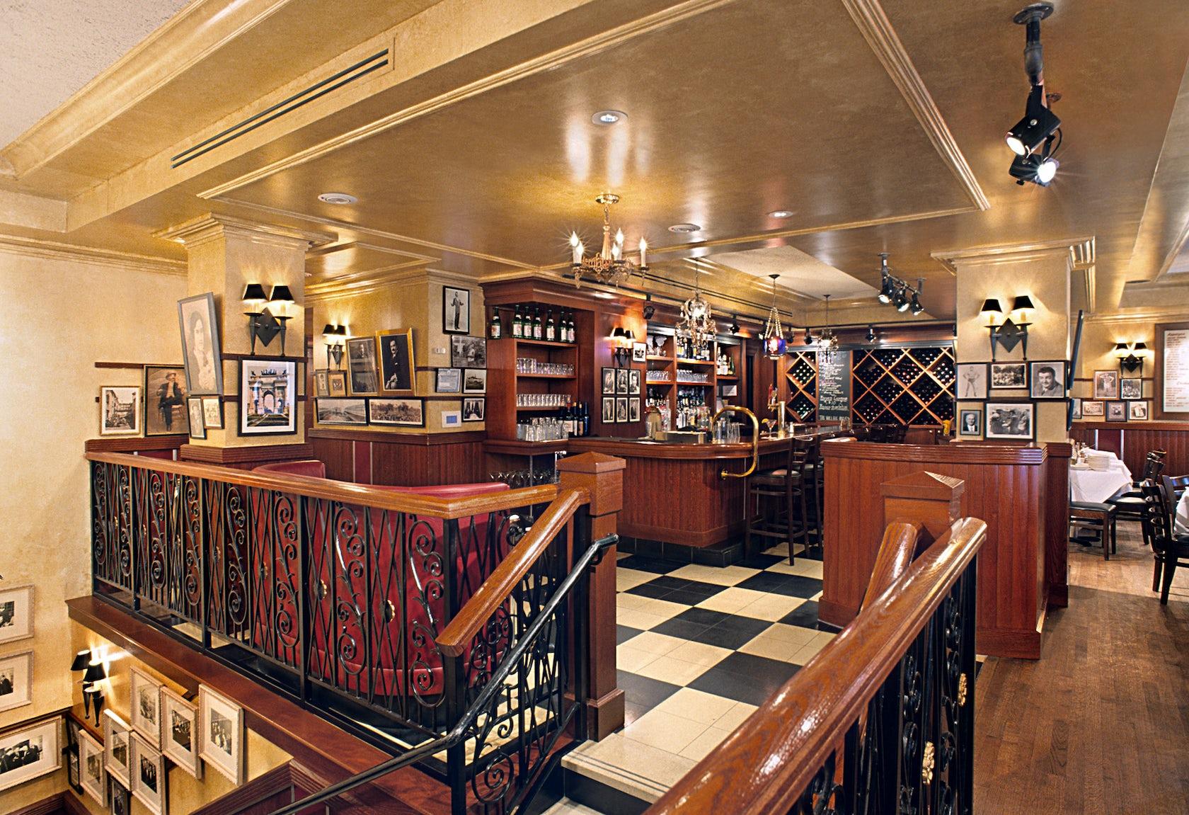 Carmine S Restaurant Architizer