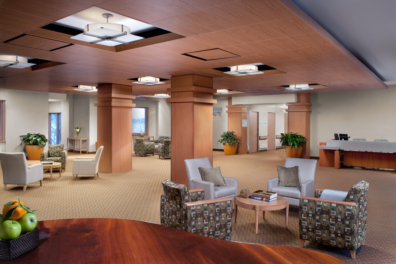Cabrini Of Westchester Nursing Home Architizer