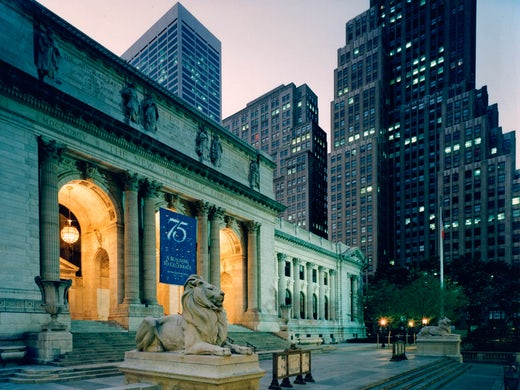 New York Public Library Center for the Humanities