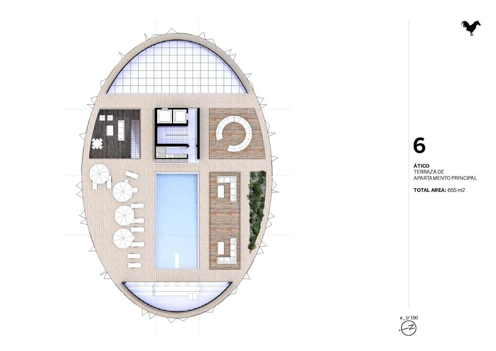 9º Nueve Grados Nine Degrees On Architizer